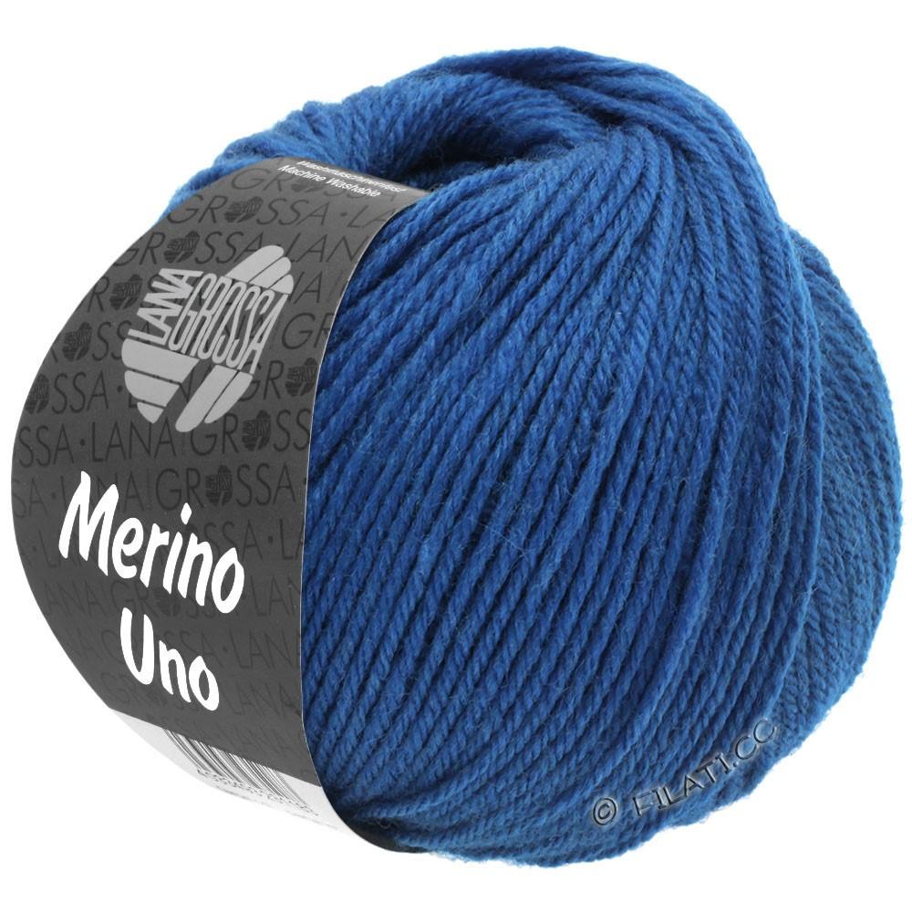 Lana Grossa MERINO UNO | 24-горечавки синий
