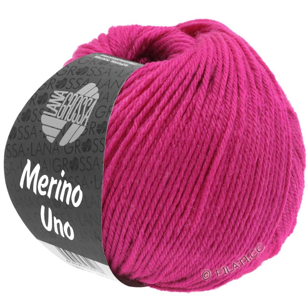 Lana Grossa MERINO UNO | 25-цикламеновый