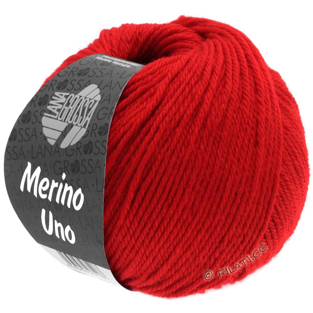 Lana Grossa MERINO UNO | 26-красный