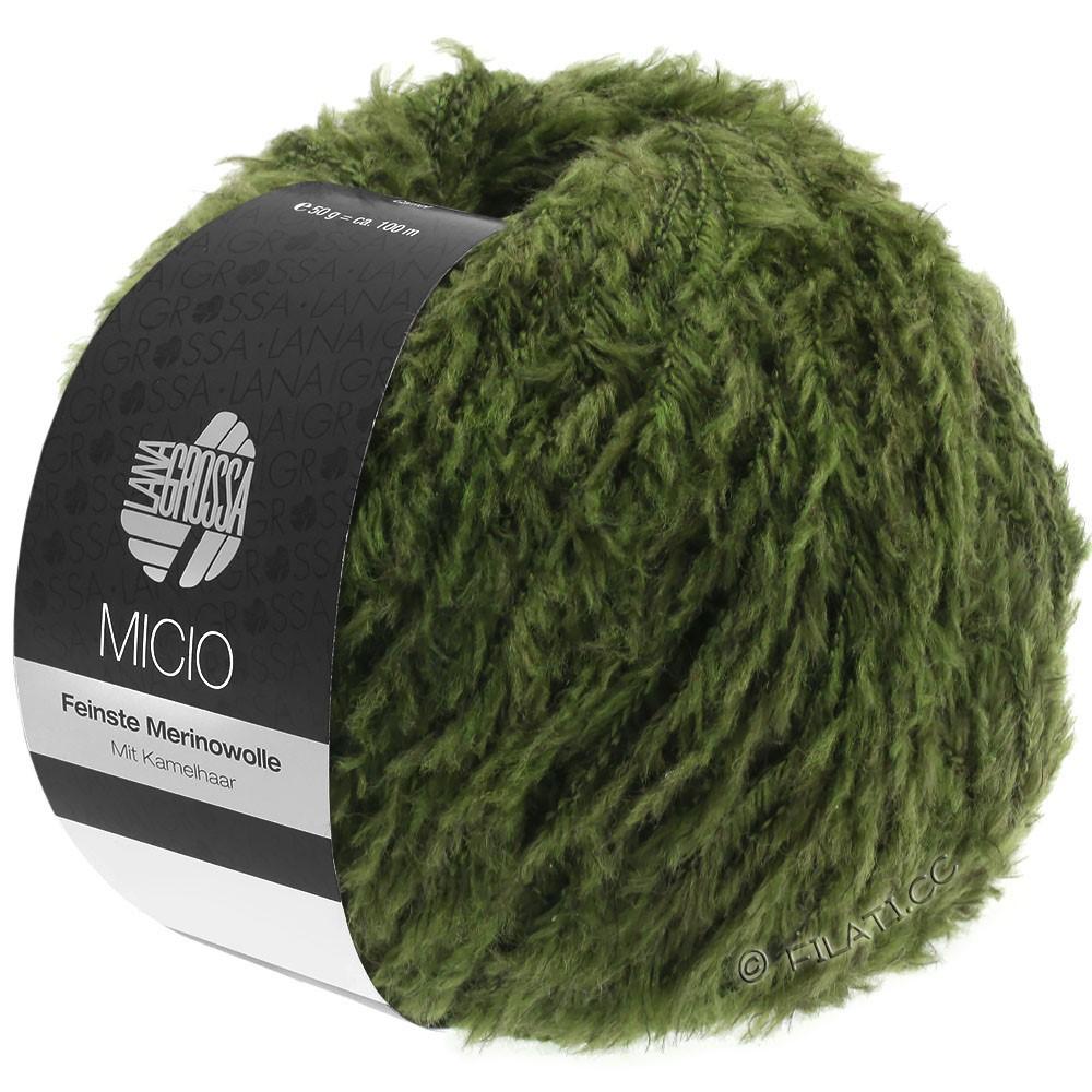 Lana Grossa MICIO | 10-зелёный