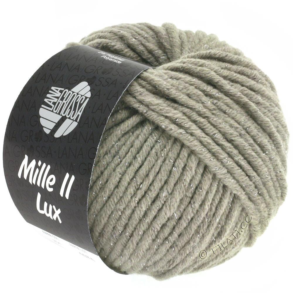 Lana Grossa MILLE II Lux | 704-серо-коричневый