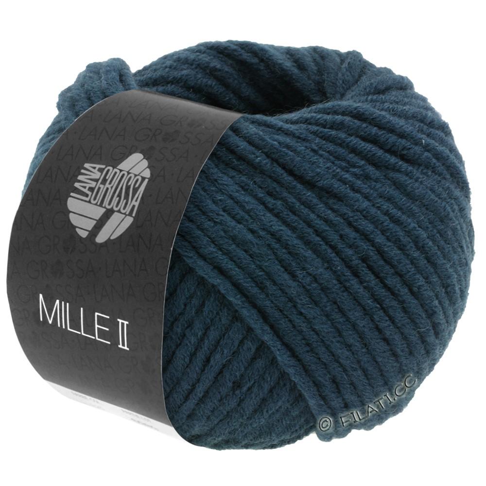 Lana Grossa MILLE II  Uni | 023-синий океан