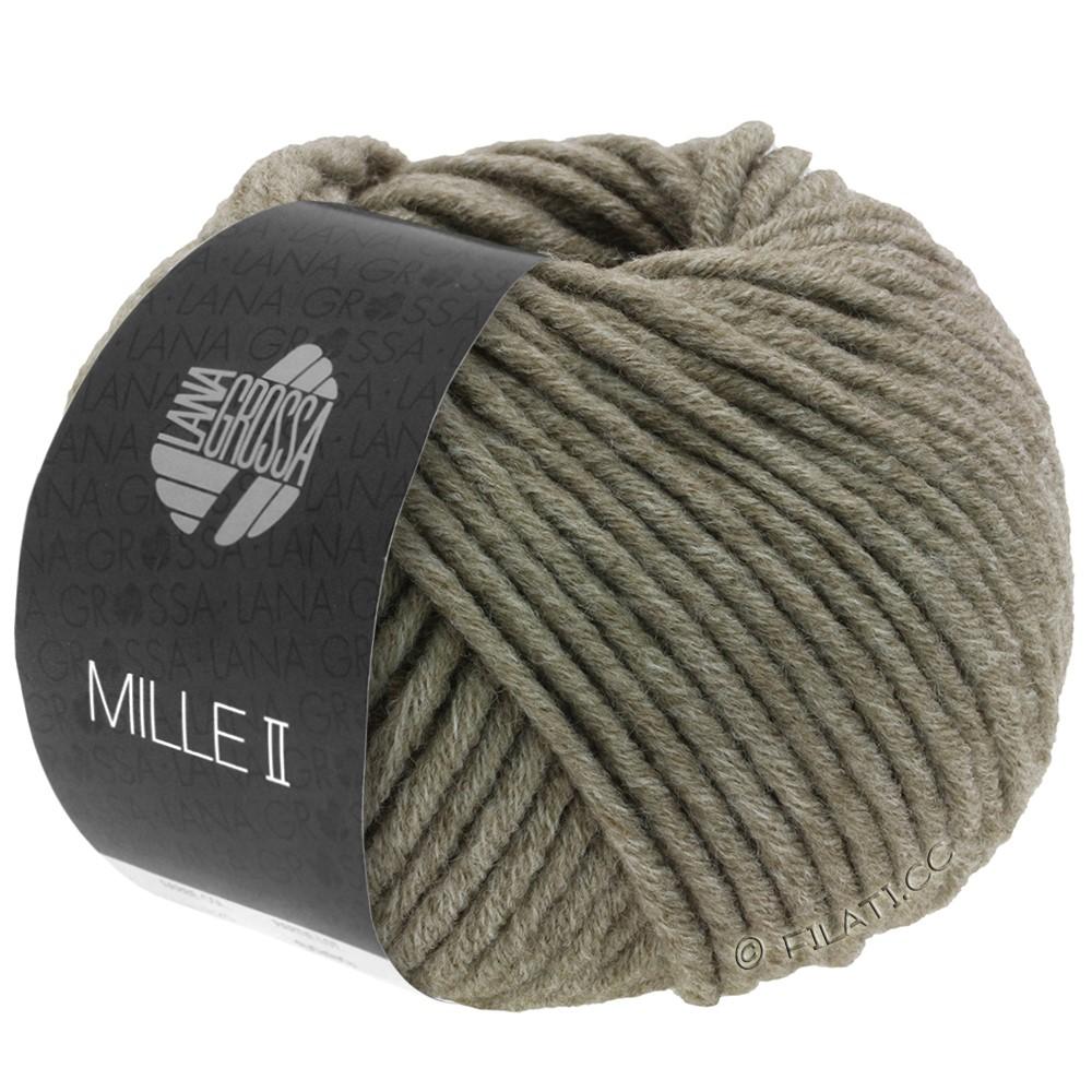 Lana Grossa MILLE II  Uni | 052-серо-коричневый