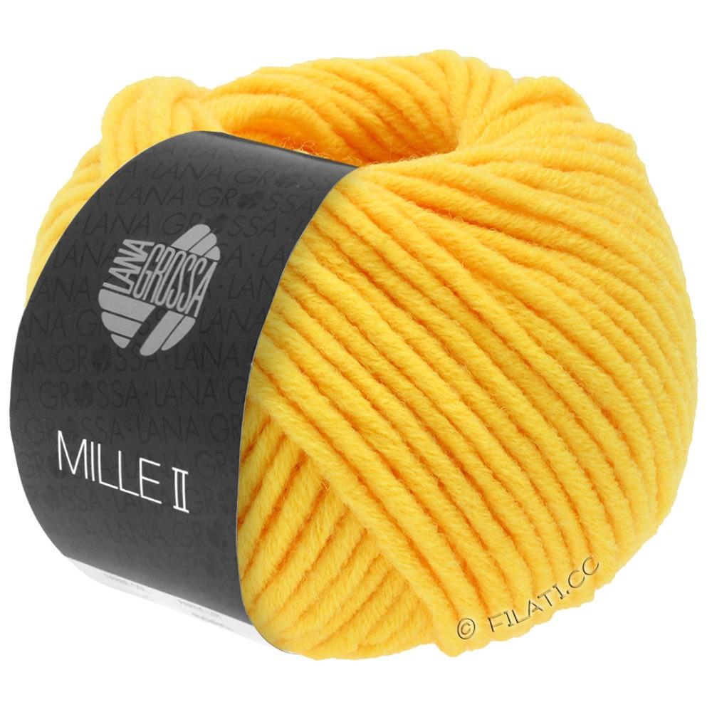 Lana Grossa MILLE II  Uni | 060-желтое солнце