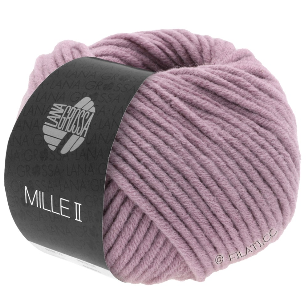 Lana Grossa MILLE II  Uni | 066-старо-фиолетовый