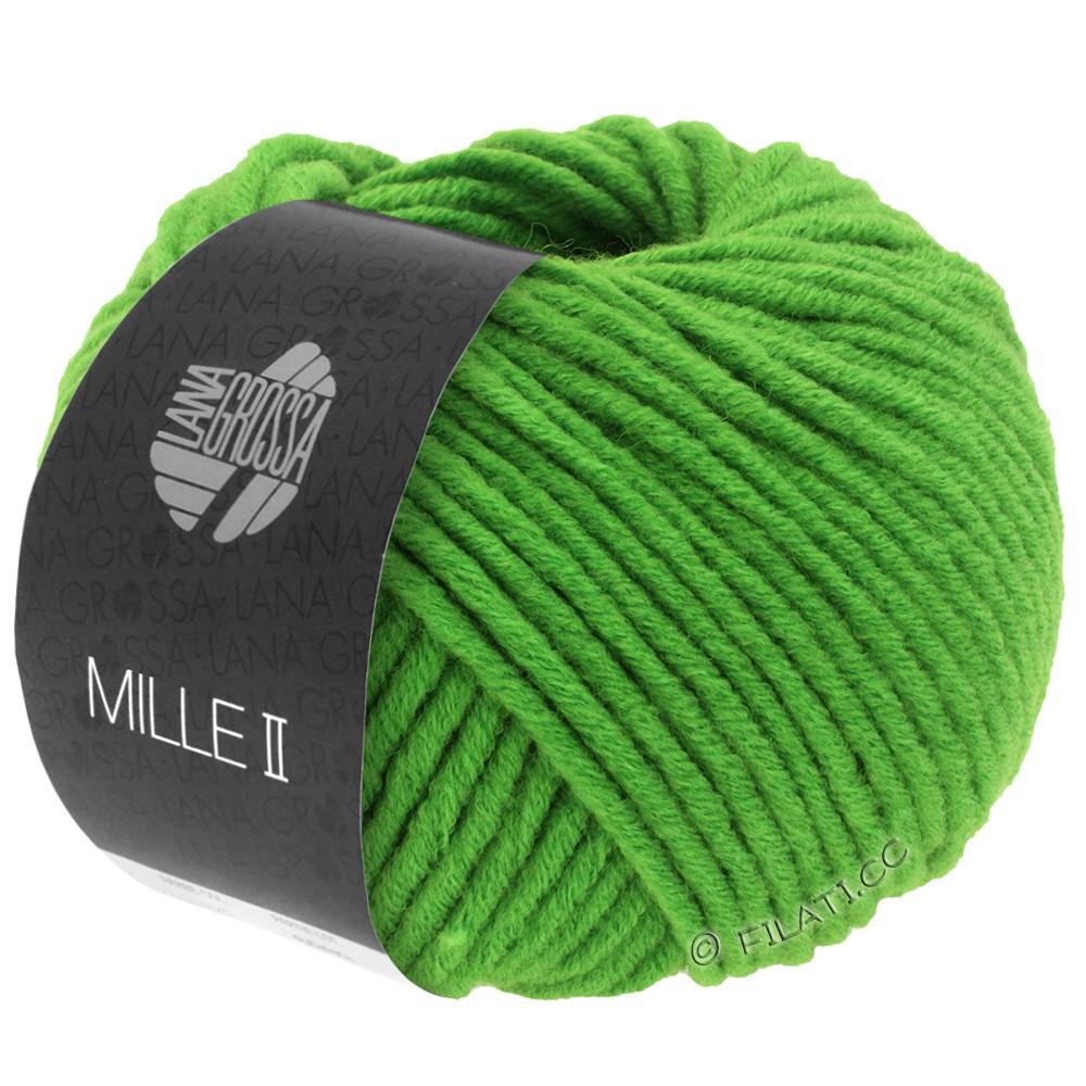Lana Grossa MILLE II  Uni | 071-зелёный