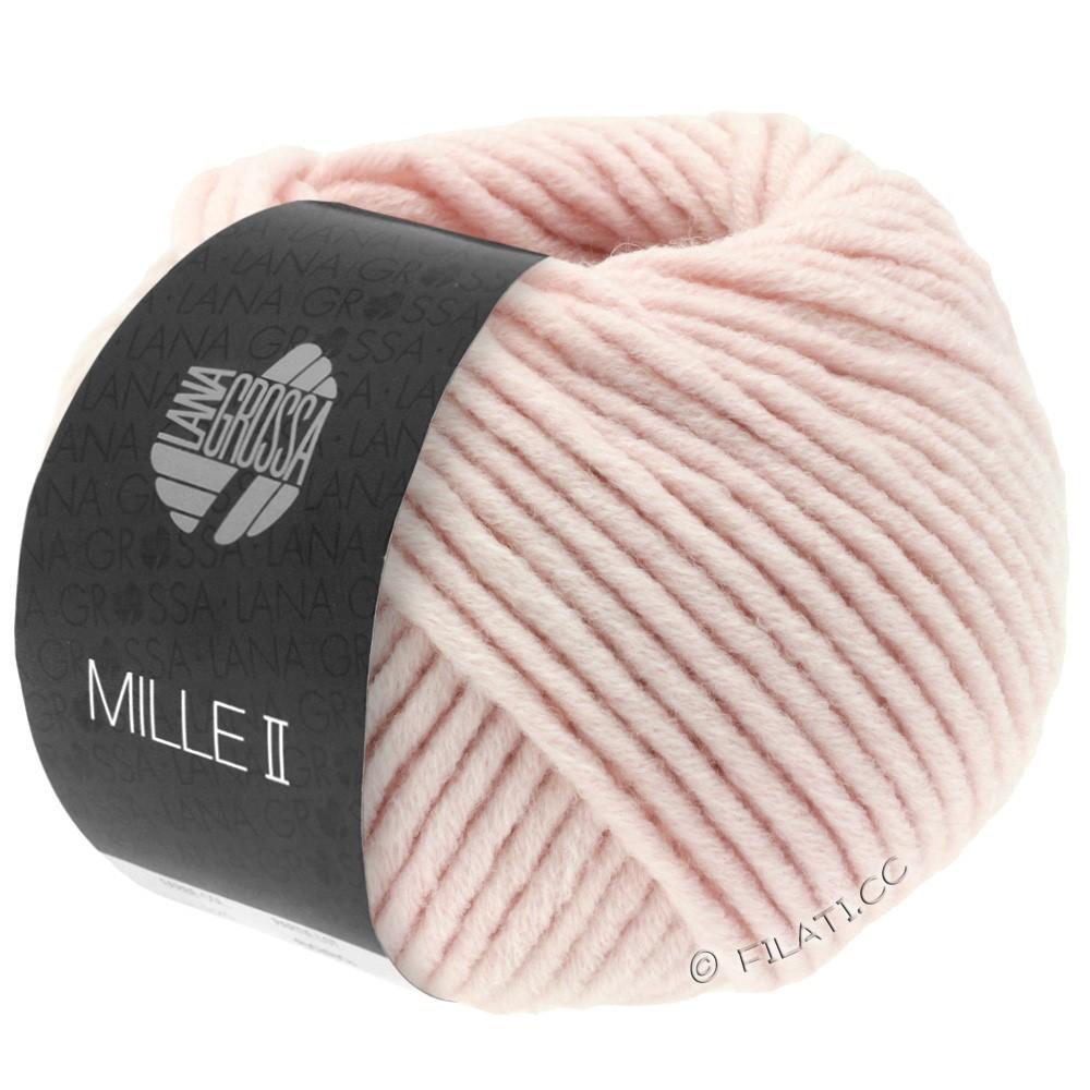 Lana Grossa MILLE II  Uni | 083-розовый