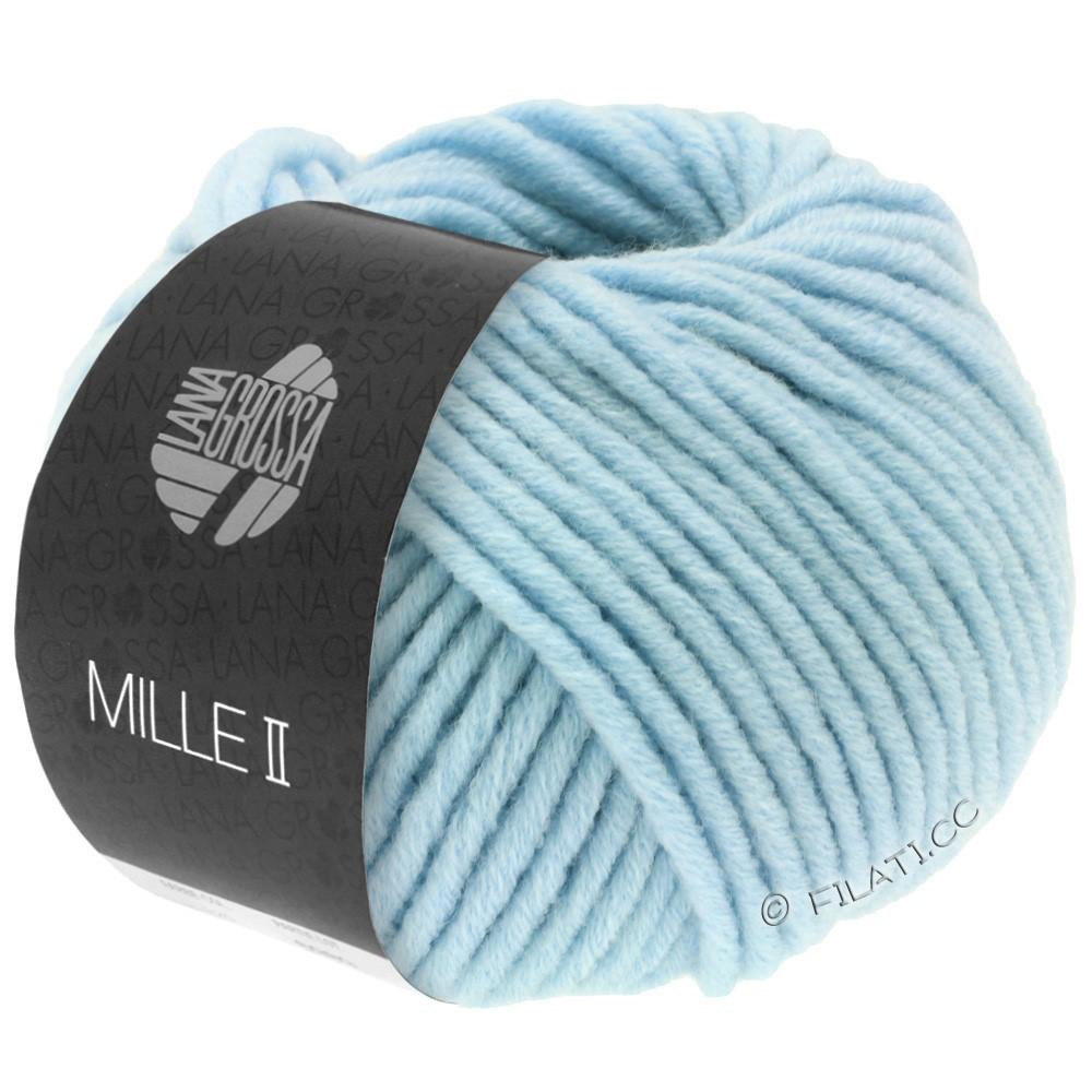 Lana Grossa MILLE II  Uni | 085-светло-голубой