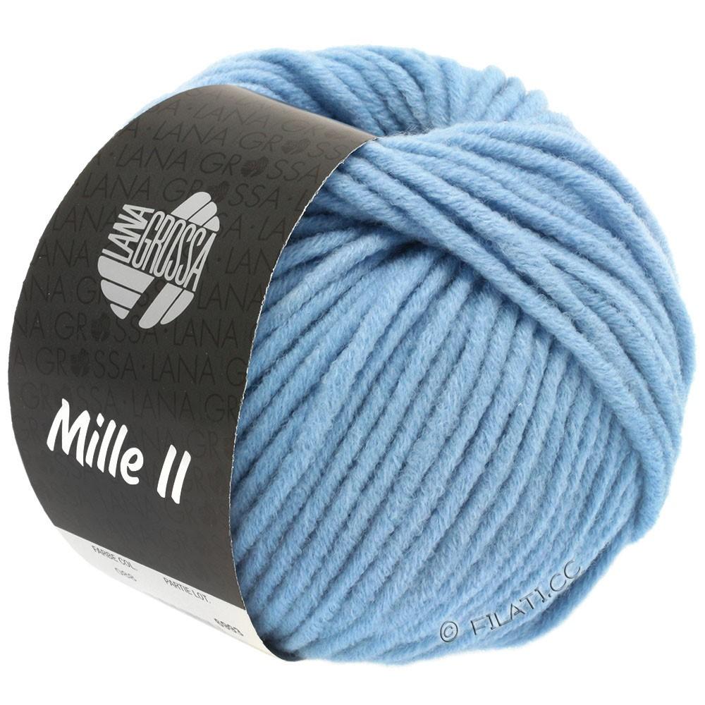Lana Grossa MILLE II  Uni | 088-голубой