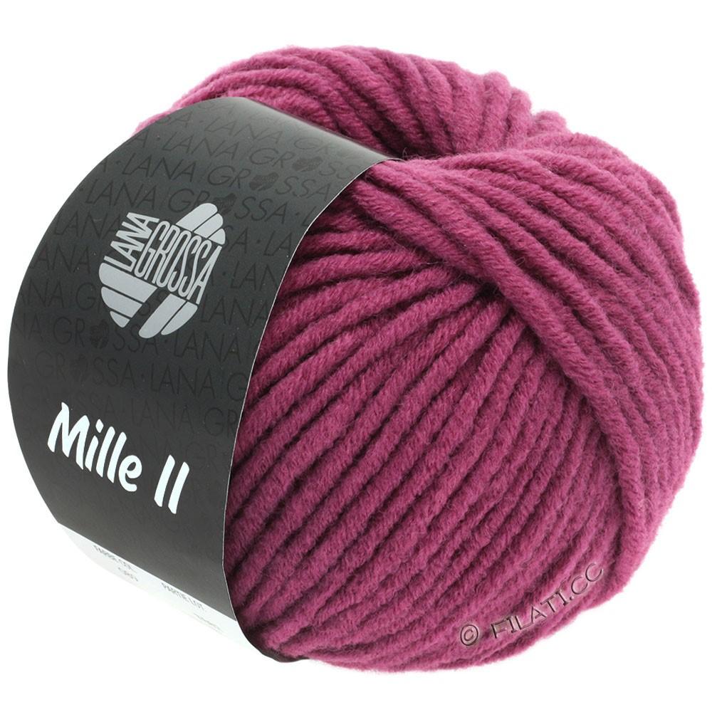 Lana Grossa MILLE II  Uni | 089-магнолия