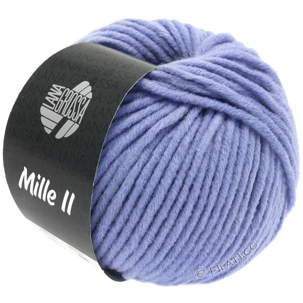 Lana Grossa MILLE II  Uni | 090-синяя фиалка