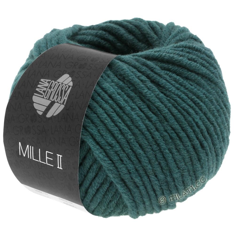 Lana Grossa MILLE II  Uni | 091-зеленовато-голубой
