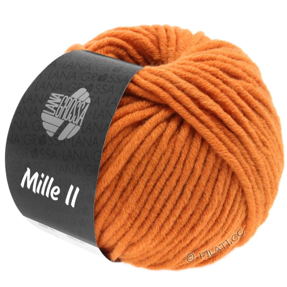 Lana Grossa MILLE II  Uni | 093-оранжевый