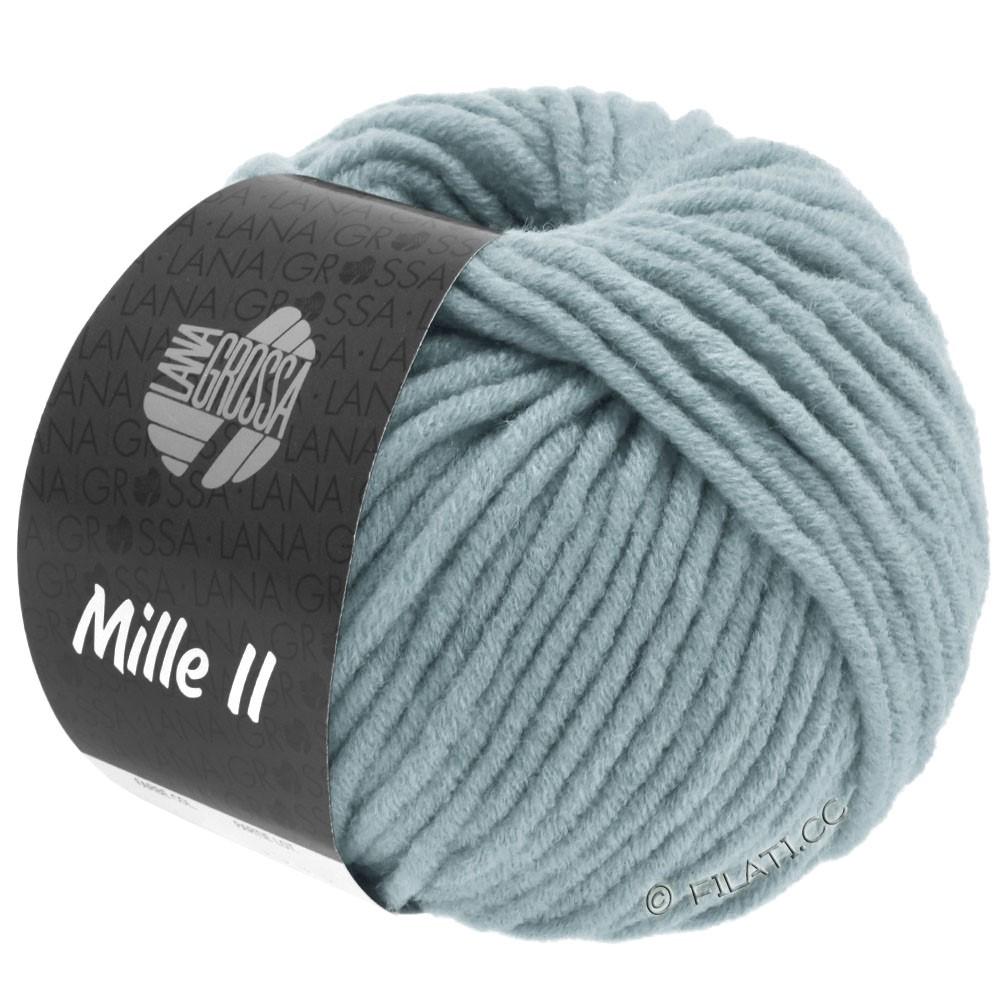 Lana Grossa MILLE II  Uni | 096-серо-синий