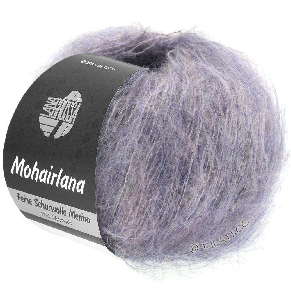 Lana Grossa MOHAIRLANA | 02-серо-фиолетовый