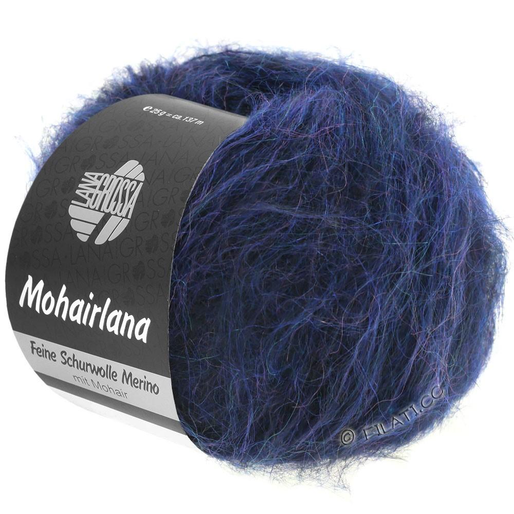 Lana Grossa MOHAIRLANA | 15-тёмно-синий