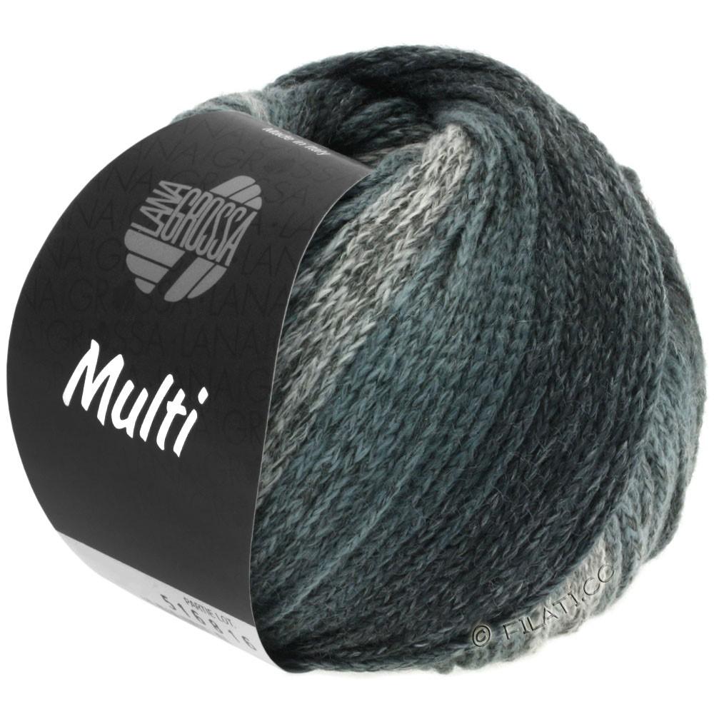 Lana Grossa MULTI | 02-натуральный/светло-серый/средне-серый