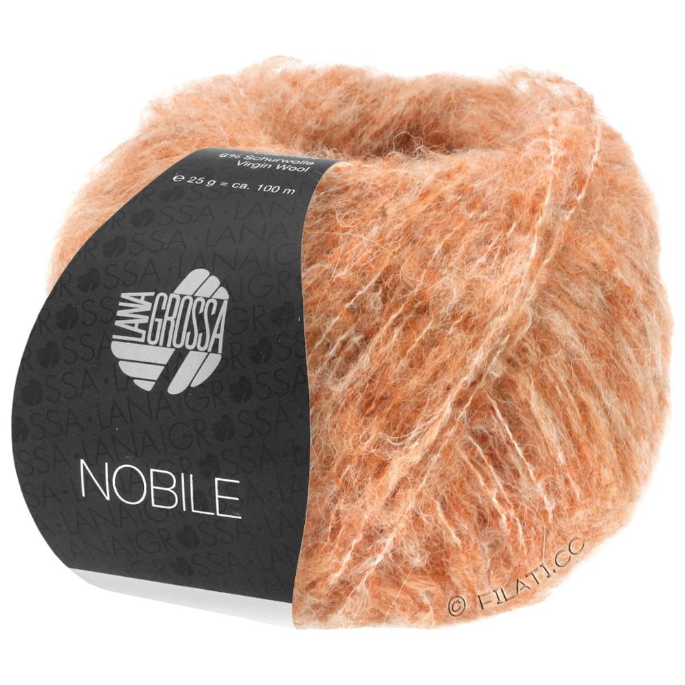 Lana Grossa NOBILE | 03-оранжевый
