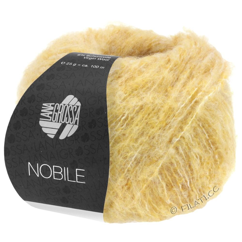 Lana Grossa NOBILE | 10-серо-коричневый