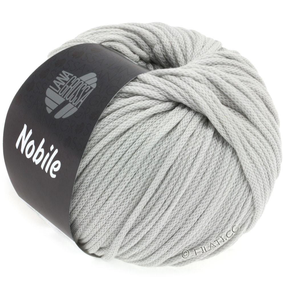 Lana Grossa NOBILE | 18-светло-серый