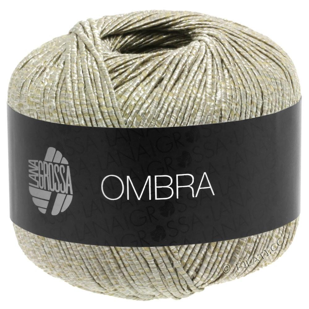 Lana Grossa OMBRA   06-серо- бежевый/бежевый