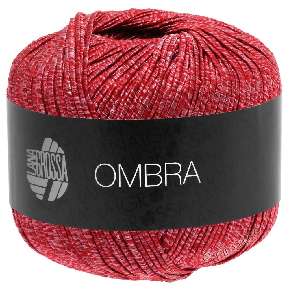 Lana Grossa OMBRA   11-светло-красный/красный