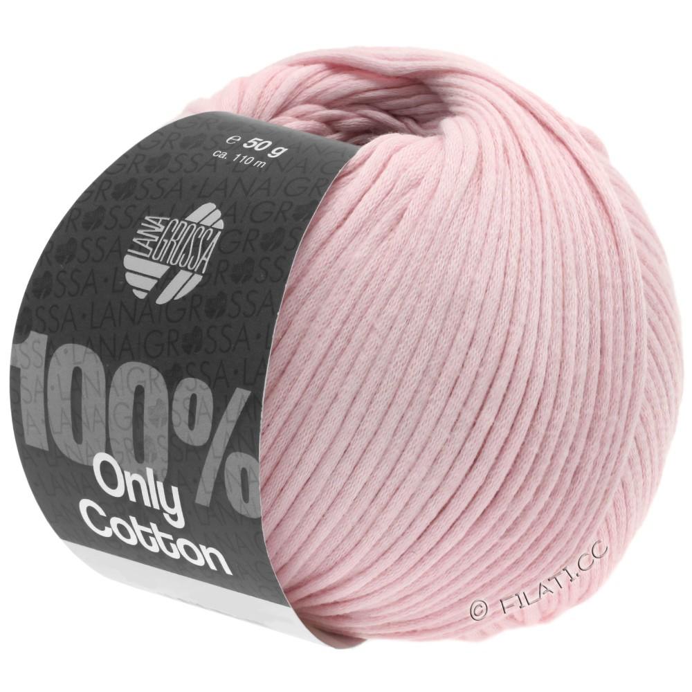 Lana Grossa ONLY COTTON | 06-розовый