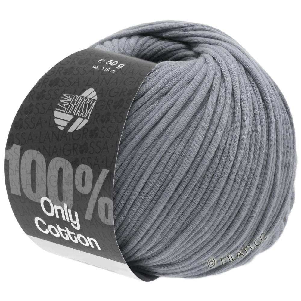 Lana Grossa ONLY COTTON | 12-тёмно-серый
