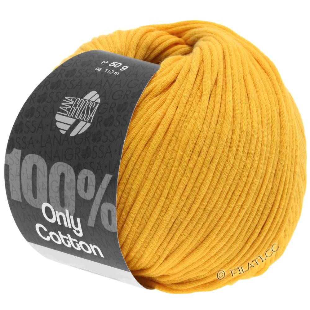 Lana Grossa ONLY COTTON | 15-жёлтый