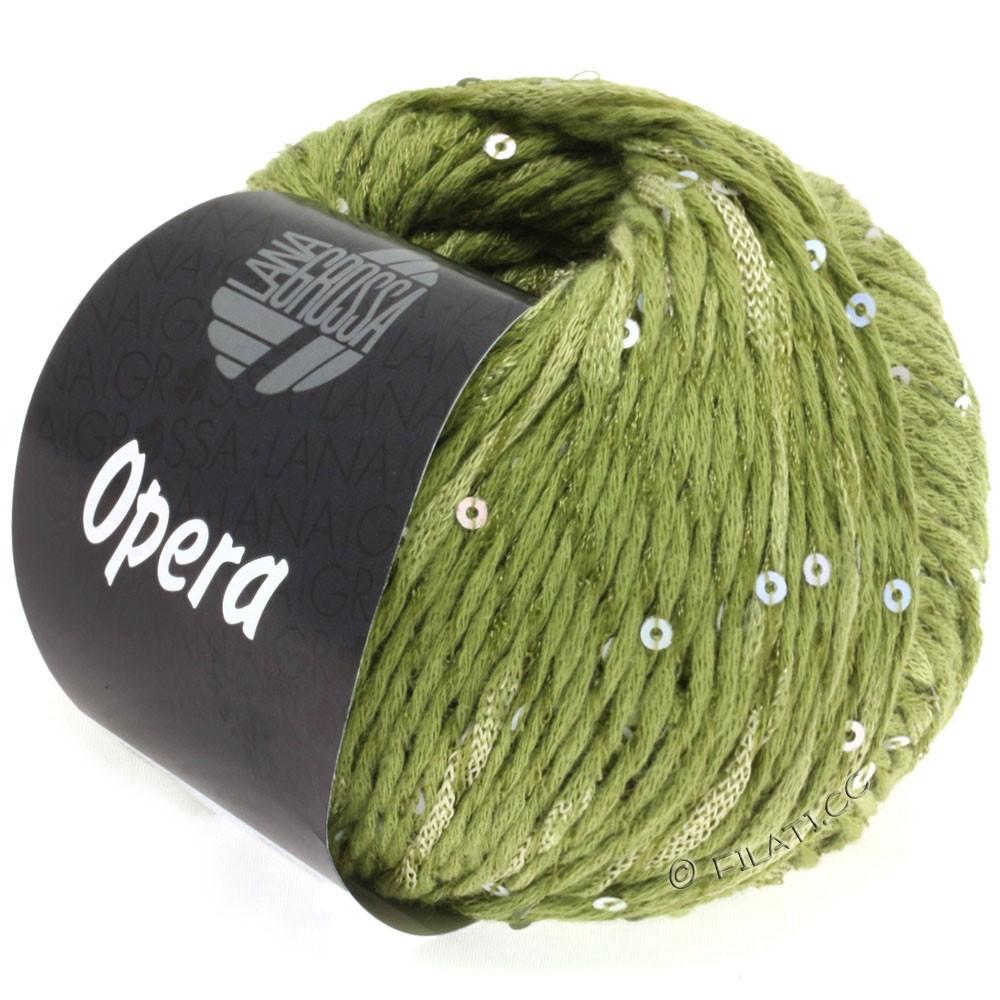 Lana Grossa OPERA | 07-оливковый