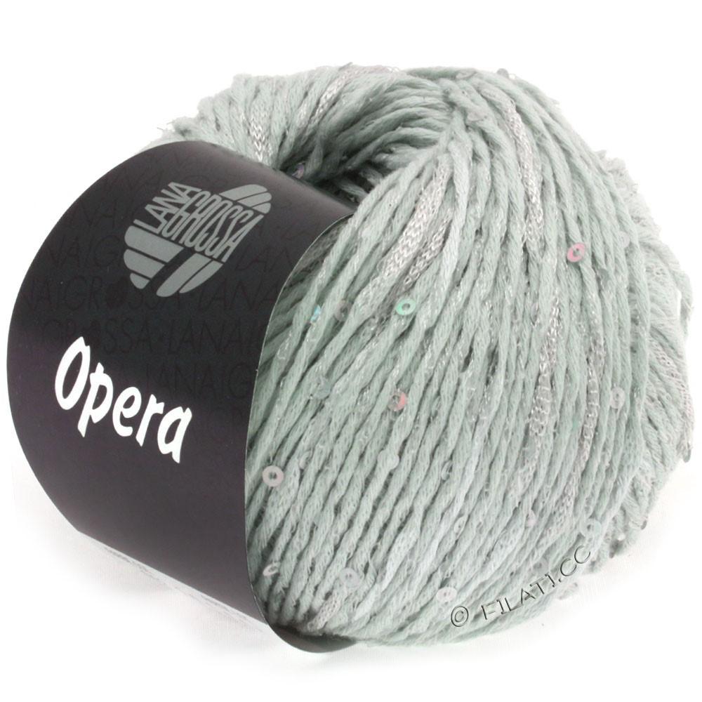 Lana Grossa OPERA | 12-серебристо-серый