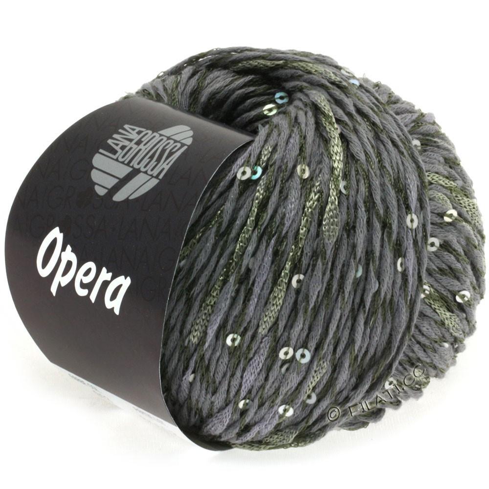 Lana Grossa OPERA | 13-тёмно-серый