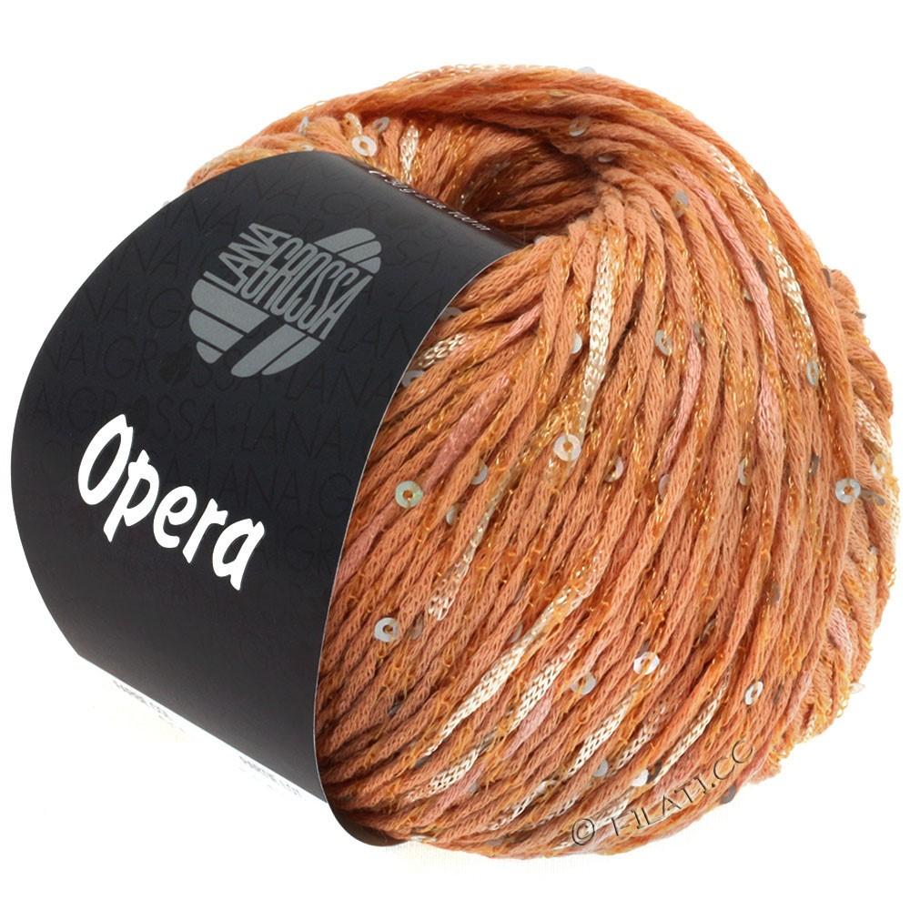 Lana Grossa OPERA | 15-персик