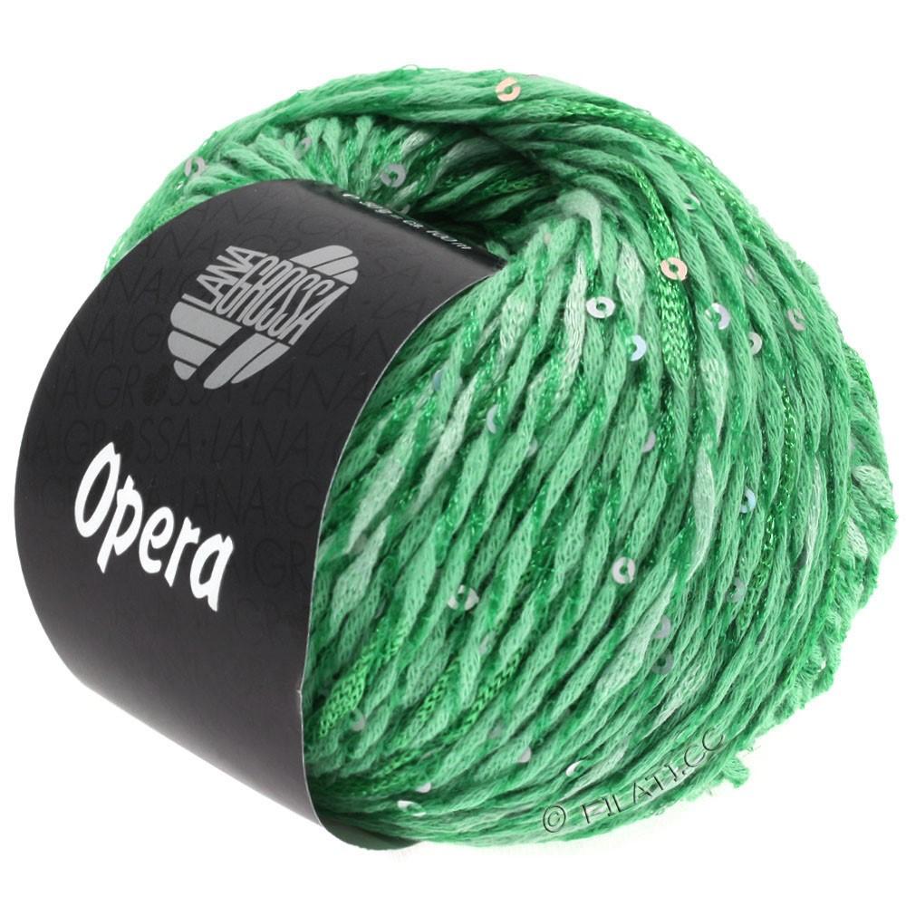 Lana Grossa OPERA | 19-зелёный