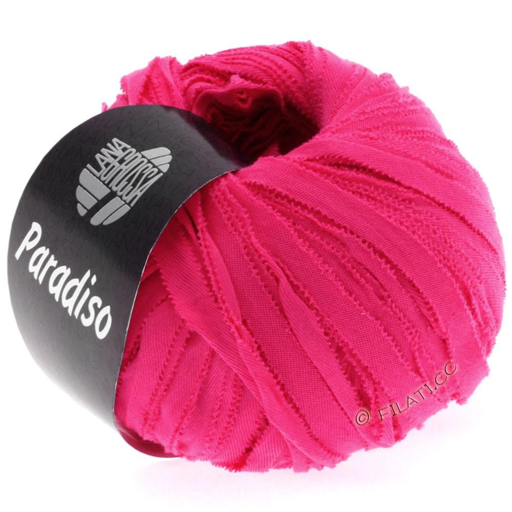Lana Grossa PARADISO Uni/Print | 001-розовый