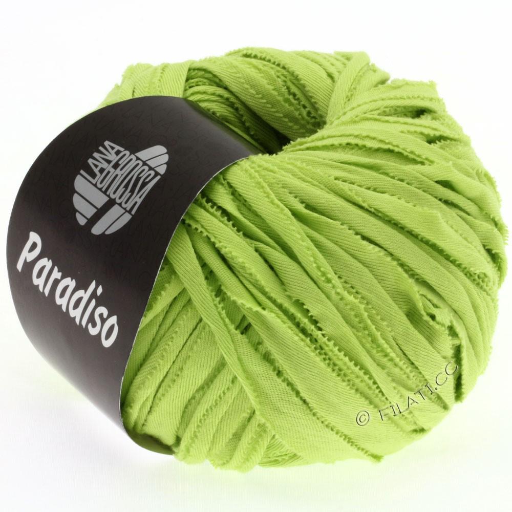 Lana Grossa PARADISO Uni/Print | 005-пастельно-зелёный