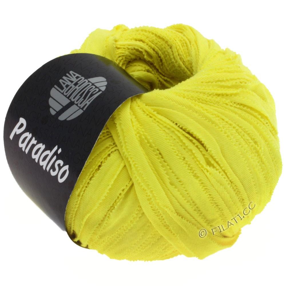 Lana Grossa PARADISO Uni/Print | 013-жёлтый