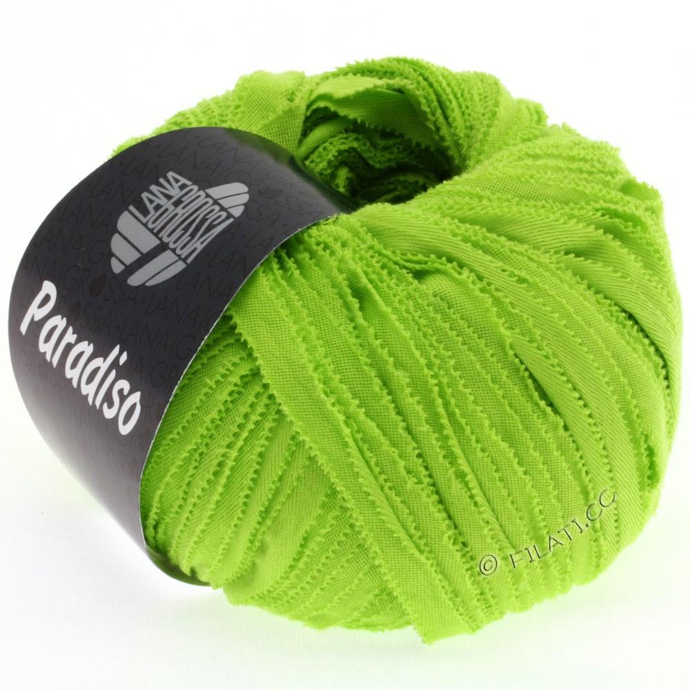 Lana Grossa PARADISO Uni/Print | 016-зелёное яблоко