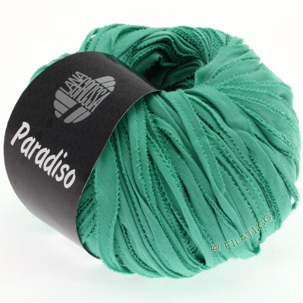 Lana Grossa PARADISO Uni/Print | 017-светлый изумруд