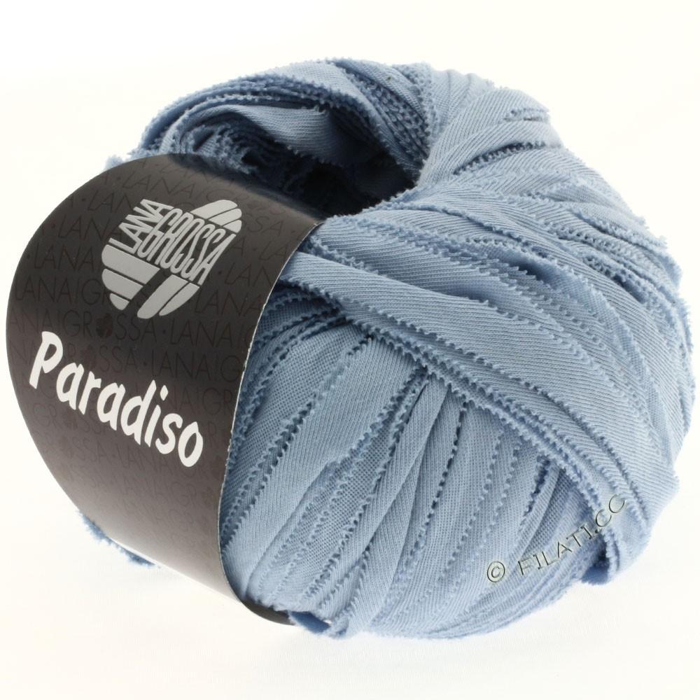 Lana Grossa PARADISO Uni/Print | 019-светло-голубой
