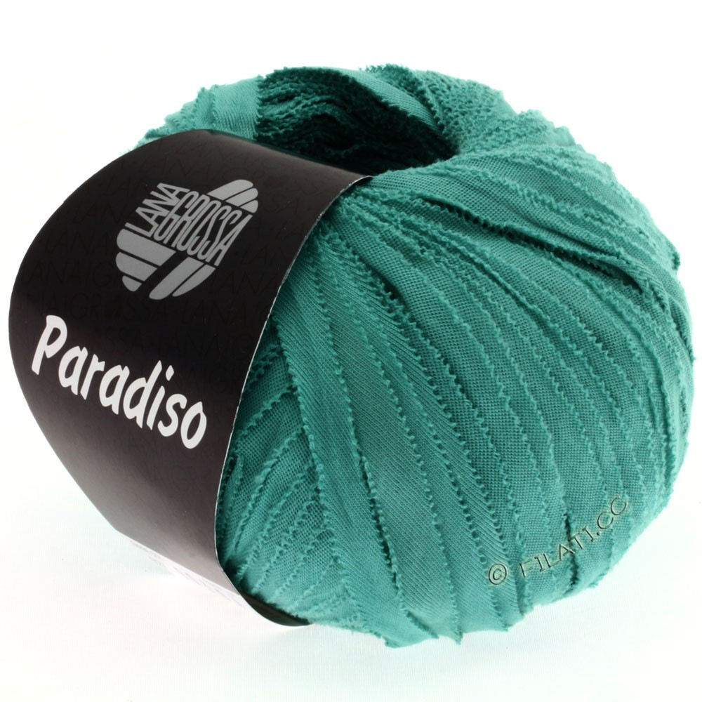 Lana Grossa PARADISO Uni/Print | 027-петроль