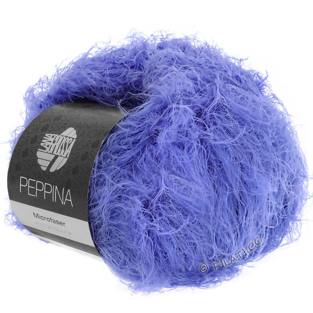 Lana Grossa PEPPINA | 25-пурпурный