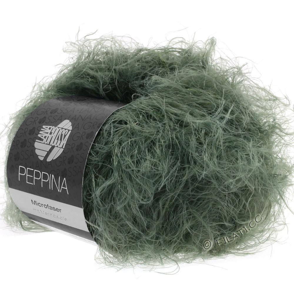 Lana Grossa PEPPINA | 28-мох зеленый