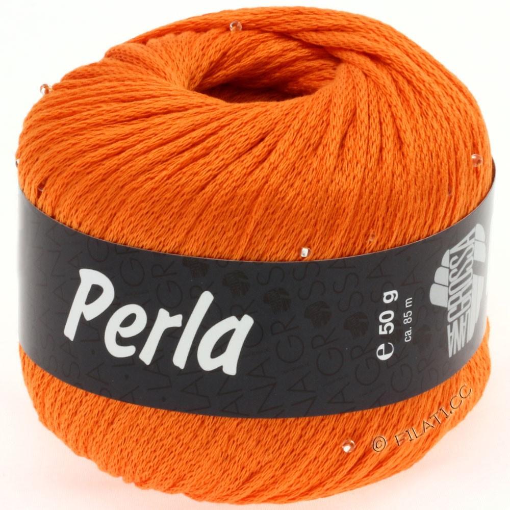 Lana Grossa PERLA | 01-оранжевый