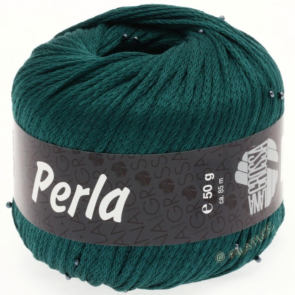 Lana Grossa PERLA | 07-петроль зелёный