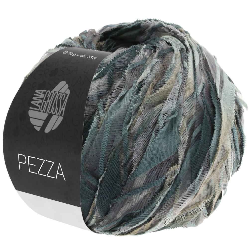 Lana Grossa PEZZA | 01-серый/светло-серый/серо-бежевый/антрацитовый