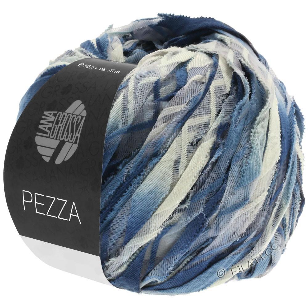 Lana Grossa PEZZA | 04-серо-голубой/джинс/серо- бежевый/синяя сталь