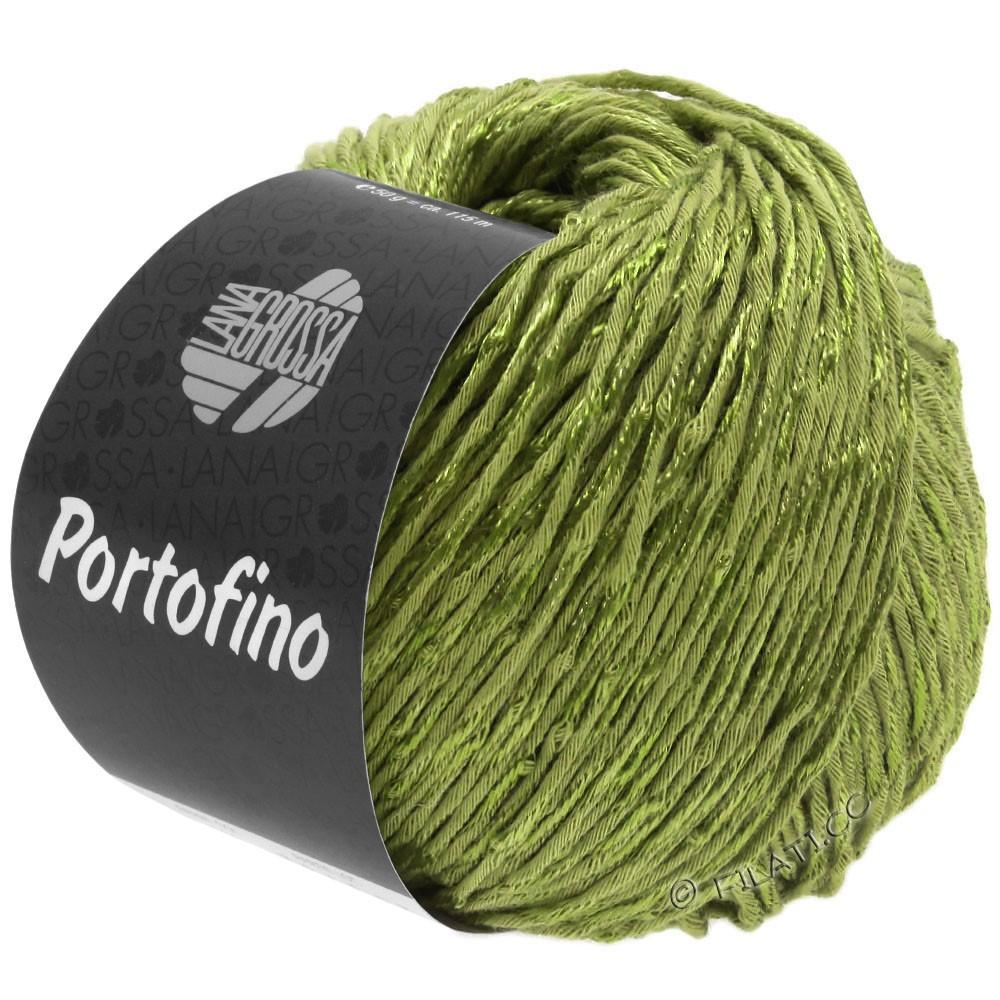 Lana Grossa PORTOFINO | 13-оливковый