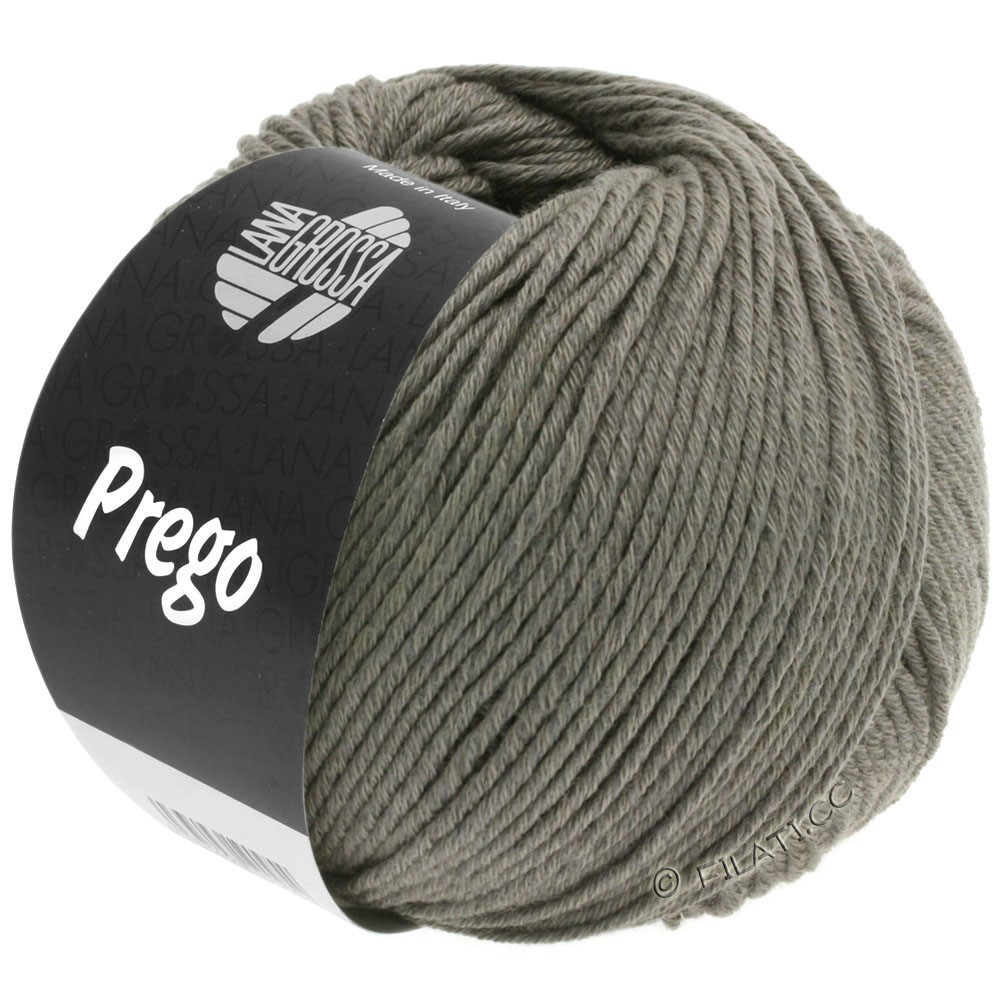 Lana Grossa PREGO | 09-серо-коричневый