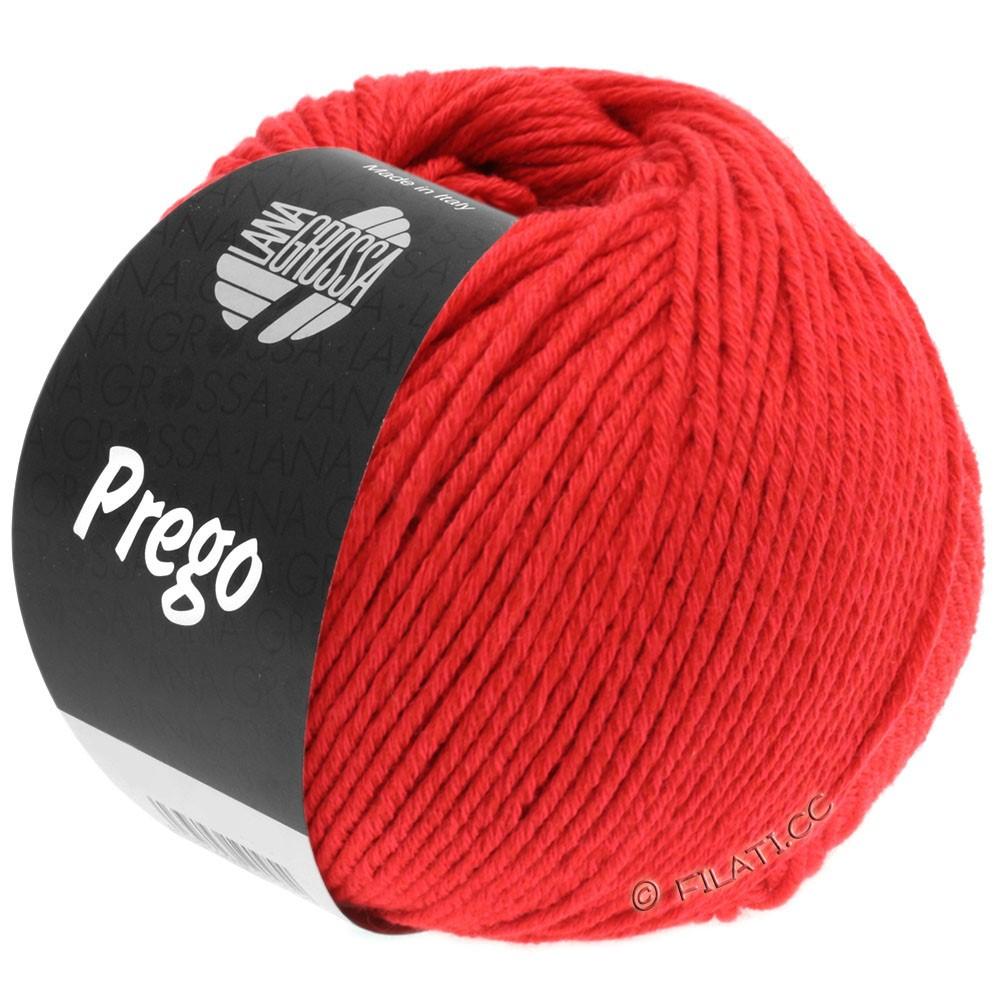 Lana Grossa PREGO | 10-красный